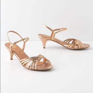 Anthro Miss Albright Heels